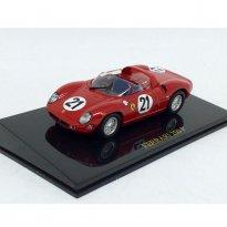 Imagem - Ferrari: 250 P #21 - Vermelha - 1:43 - Ixo
