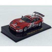 Imagem - Ferrari: 550 GT Maranello #50 - Vermelha - 1:43 - Ixo