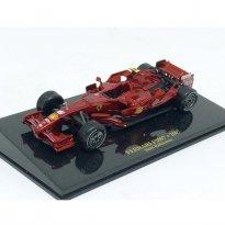 Imagem - Ferrari: F2007 #6 (2007) - Kimi Raikkonen - 1:43 - Ixo