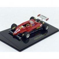 Imagem - Ferrari: F126 C2 #27 - Vermelha - 1:43 - Ixo