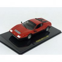 Imagem - Ferrari: 512 BB - Vermelha - 1:43 - Ixo