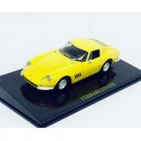Imagem - Ferrari: 275 GTB - Amarela - 1:43 - Ixo