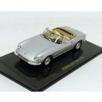 Imagem - Ferrari: 330 GTS - Prata - 1:43 - Ixo