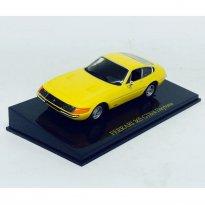 Imagem - Ferrari: 365 GTB/4 Daytona - Amarelo - 1:43 - Ixo