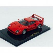 Imagem - Ferrari: F40 - Vermelha - 1:43 - Ixo