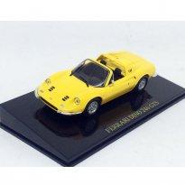 Imagem - Ferrari: Dino 246 GTS - Amarela - 1:43 - Ixo