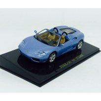Imagem - Ferrari: 360 Spider - Azul - 1:43 - Ixo