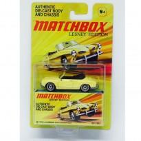 Imagem - Volskwagen: Karman Ghia Type 14 Conversivel (1969) - Lesney Edition - 1:64 - Matchbox