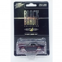 Imagem - Chevrolet: Camaro Z28 (1967) - Black Bandit - 1:64 - Johnny Lightning