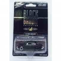 Imagem - Ford: Mercury (1949) - Black Bandit - 1:64 - Johnny Lightning
