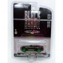 Imagem - Chevrolet: Camaro Conversível (2017) - Black Bandit - Série 16 - 1:64 - (Green Machine) - Greenlight