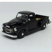 Imagem - Chevrolet: 3100 Pickup (1950) - Preto - 1:25 - Maisto