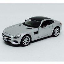 Imagem - Mercedes Benz: AMG GT - Prata - 1:24 - Maisto