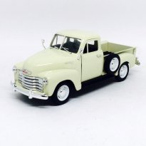 Imagem - Chevrolet: 3100 Pickup (1953) - Creme - 1:24 - Welly