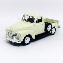 Imagem - Chevrolet: 3100 Pickup (1953) - Creme - 1:24 - Welly