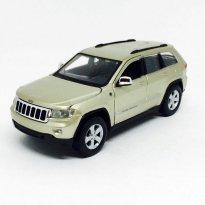 Imagem - Jeep: Grand Cherokee Laredo - Dourado - 1:24 - Maisto