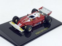Imagem - Ferrari: 312 T2 #1 - Vermelha - 1:43 - Ixo
