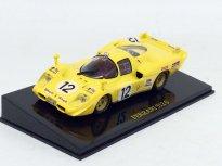Imagem - Ferrari: 512 S #12 - Amarela - 1:43 - Ixo