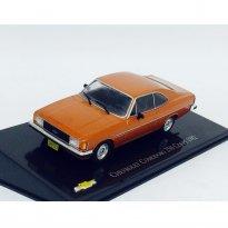 Imagem - Chevrolet: Comodoro 250 Coupé (1982) - Laranja - 1:43 - Ixo