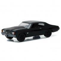 Imagem - Chevrolet: Chevelle SS 396 (1972) - Black Bandit - Série 16 - 1:64 - Greenlight