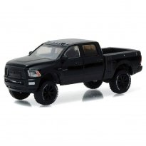 Imagem - Dodge: Ram 2500 Power Wagon (2017) - Black Bandit - Série 16 - 1:64 - Greenlight