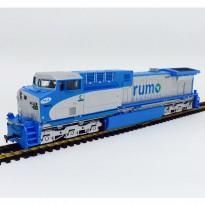 Imagem - Locomotiva Elétrica AC44i - Rumo Fase I (9810) - HO - Frateschi