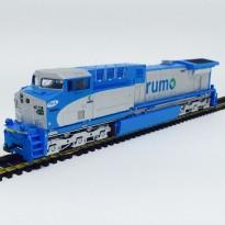 Imagem - Locomotiva Elétrica AC44i - Rumo Fase I (9820) - HO - Frateschi
