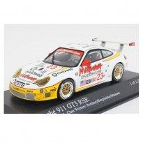 Imagem - Porsche: 911 GT3 RSR - 12h Sebring (2004) - 1:43 - Minichamps