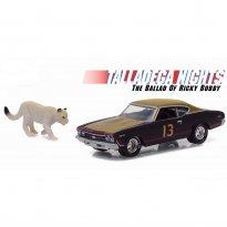Imagem - Chevrolet: Chevelle (1969) - Talladega Nights: The Ballad of Ricky Bobby - Série 15 - 1:64 - Greenlight