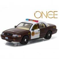 Imagem - Ford: Crown Victoria Police Interceptor (2005)