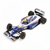 Imagem - Williams: Renault FW 16 (1994) - #2 Ayrton Senna - 1:18 - Minichamps