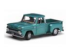 Chevrolet: Pickup C-10 Stepside (1965) - Verde - 1:18
