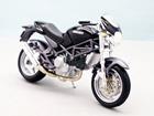 Imagem - Ducati: Monster S4 - Preta - 1:18