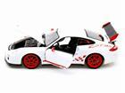 Porsche: 911 GT3 RS - Branco - 1:18