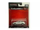 Ford: Fusion (2013) - California Toys - Prata - 1:64