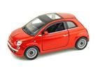 Fiat: 500 (2008) - Laranja - 1:24