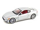 Maserati: Gran Turismo (2008) - Preta - 1:24