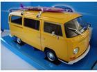 Volkswagen: Bus T2 (Kombi) - Surf - (1972) - 1:24