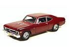 Chevrolet: Nova SS Coupe (1970) - 1:18