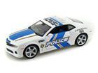 Imagem - Chevrolet: Camaro SS RS Police (2010) - 1:24 - Maisto