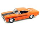 Plymouth: GTX (1970) - Laranja - 1:24