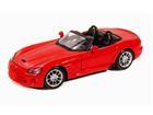 Dodge: Viper SRT-10 (2003) - Vermelho - 1:24