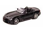 Dodge: Viper SRT-10 (2003) - Preto - 1:24 - Maisto