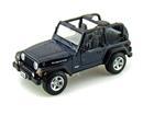 Imagem - Jeep: Wrangler Rubicon - Azul - 1:27 - Maisto
