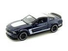 Imagem - Ford: Mustang Boss 302 - Azul - 1:24 - Maisto