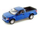 Ford: F-150 STX - Azul - 1:27