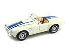Ford: Shelby Cobra 427 (1965) - Branco - 1:24