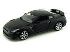Imagem - Nissan: GT-R (2009) - Preto - 1:24 - Maisto