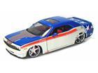 Dodge: Challenger SRT8 - Azul - AllStars - 1:24