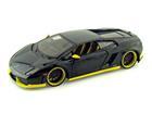 Lamborghini: Gallardo LP560-4 - Preta - 1:24